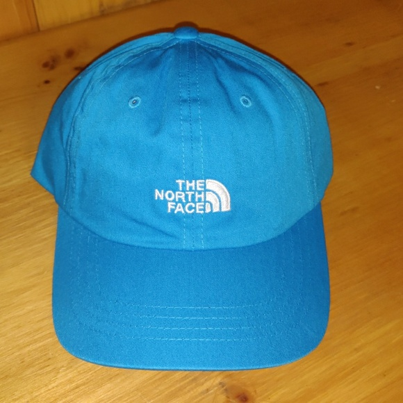efc755e3c The North Face Norm Hat / Dad Hat - Blue Aster